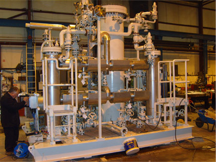 Kelburn Engineering Fuel Gas Conditioning Packages